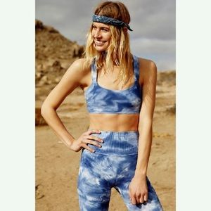COMING SOON! Free People On the Radar Bra Tie Dye